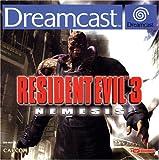 RESIDENT EVIL 3 NEMESIS Dreamcast
