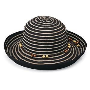 Wallaroo Hat Company Women's Breton Sun Hat – UPF 50+, Lightweight, Packable, Modern Style, Broad Brim, Designed in Australia