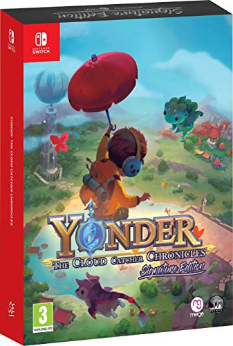 Yonder: The Cloud Catcher Chronicles Signature Edition