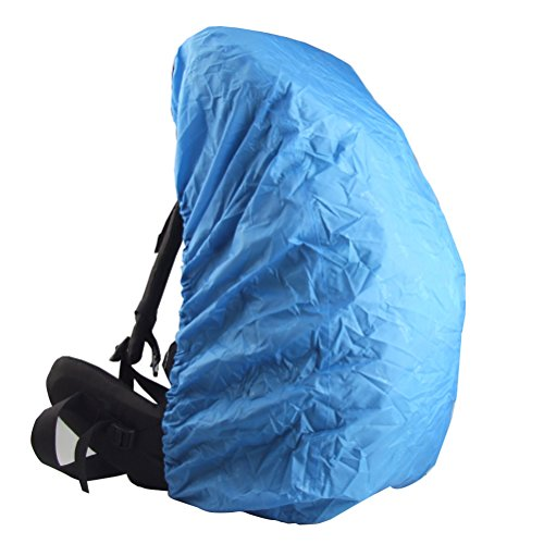 winomo Outdoor randonnée Camping Protection Pluie Sac à Dos TPU Housse Housse de pluie pluie Cache Cache Anti-Poussière 60–90L