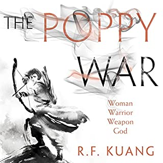 The Poppy War                   By:                                                                                                                                 R. F. Kuang                               Narrated by:                                                                                                                                 Emily Woo Zeller                      Length: 18 hrs and 57 mins     139 ratings     Overall 4.2