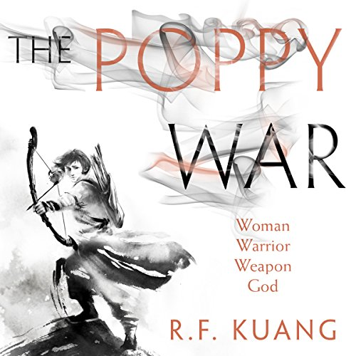 Couverture de The Poppy War