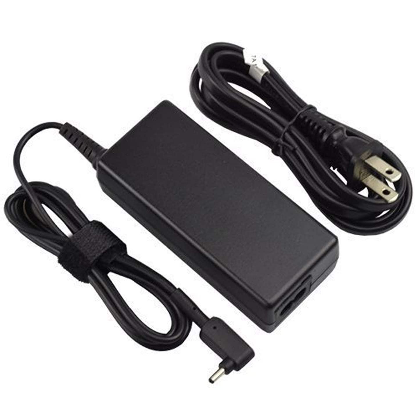 Superer 45W AC Charger Replacement for Acer Aspire V 13 V13 Touch V3-331 V3-371 V3-372 V3-372T Laptop Adapter Power Supply with Extra Cord