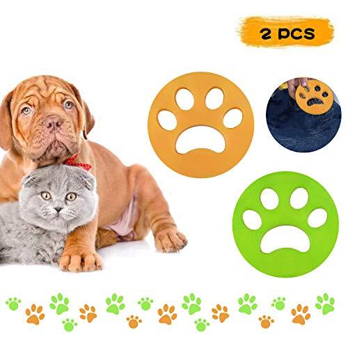 bolas atrapa pelos lavadora, quitapelos mascotas, quitar pelo mascotas, Reutilizable e Hipoalergénica
