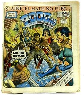 2000 AD Featuring Judge Dredd Prog 413 13 april 85
