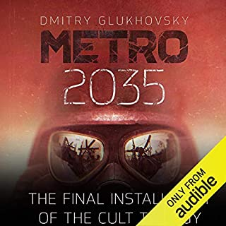 Metro 2035 cover art