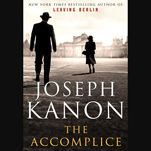 The Accomplice audiobook cover art