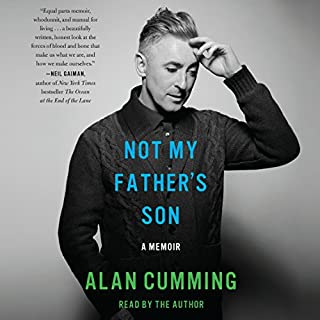 Not My Father's Son: A Memoir audiobook cover art