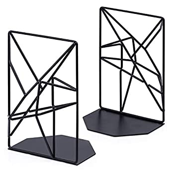 Best geometric bookends Reviews