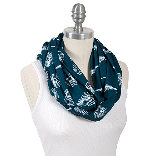 Why Choose Bebe au Lait Premium Jersey Nursing Scarf, Lightweight and Breathable Cotton, One Size Fi...
