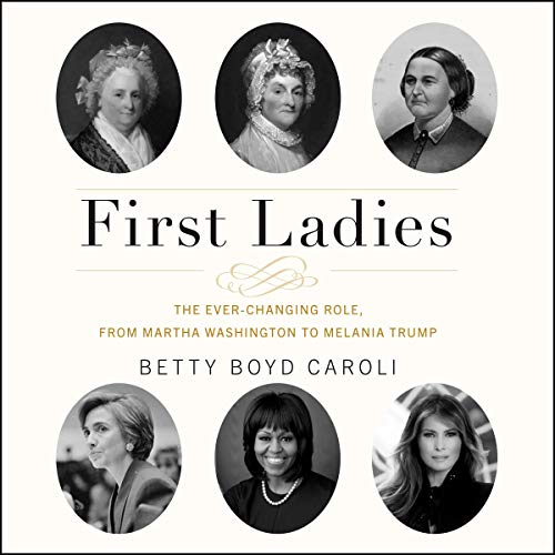 First Ladies audiobook cover art
