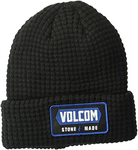 Volcom Shop Beanie, Black, One Size