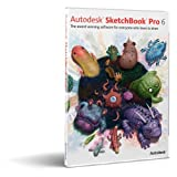 Autodesk Sketchbook Pro 6 Commercial Upgrade from 1 to 3 Previous Version -