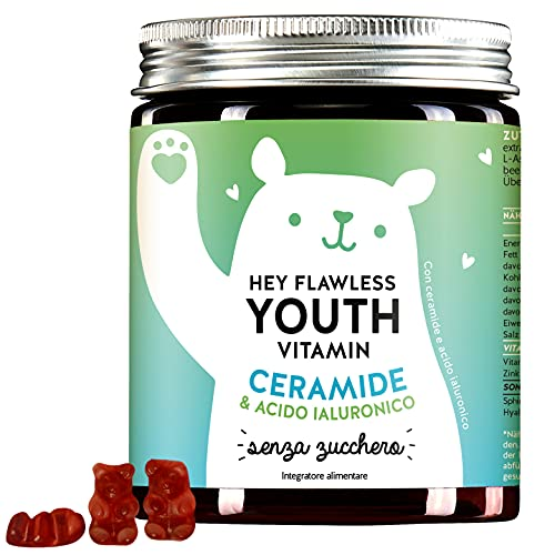 BEARS WITH BENEFITS Hey Flawless Youth Vitamin