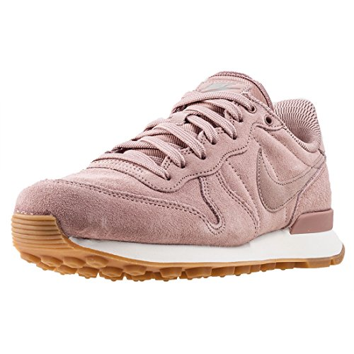 Nike Damen Internationalist Special Edition Pink Leder/Textil Sneaker 38.5