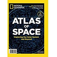 National Geographic Atlas of Space: Exploring Our Solar System and Beyond【洋書】 [並行輸入品]