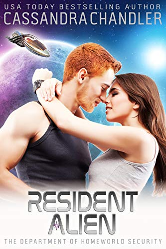 Resident Alien (The Department of Homeworld Security Book 2) (English Edition)