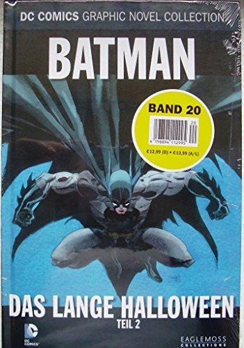 DC Comics Graphic Novel Collection 20: Batman - Das lange Halloween II