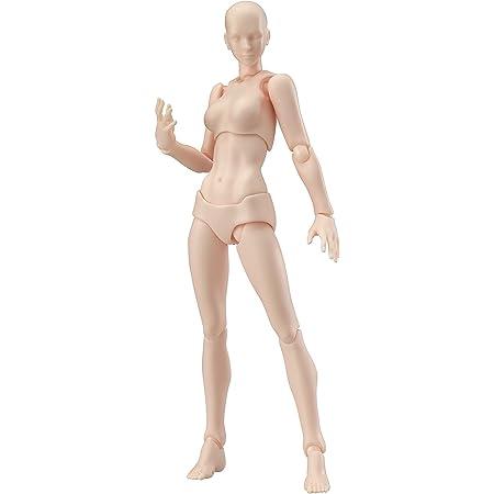 マックスファクトリー figma archetype next she flesh color ver. ノンスケール ABS&PVC製 塗装済み可動フィギュア 二次再販分