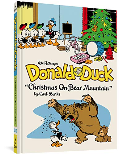"Image of Walt Disney's Donald Duck ""Christmas On Bear Mountain"": The Complete Carl Barks Disney Library Vol. 5 (The Complete Carl Barks Disney Library, 5)"