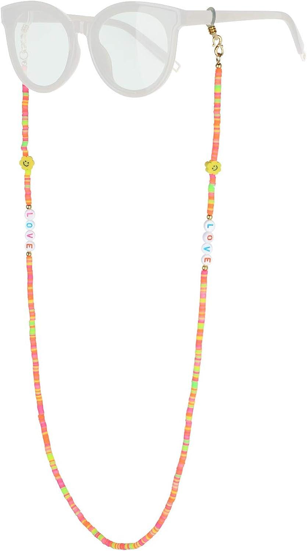 C·QUAN CHI Eyeglass Chain Elegant Eyewear Retainer Necklace Holders Eyeglasses Holder Strap Eyeglass Chains for women