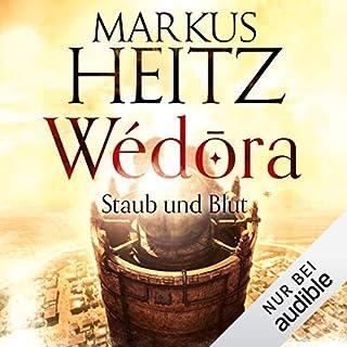 Staub und Blut     Wédora 1              Autor:                                                                                                                                 Markus Heitz                               Sprecher:                                                                                                                                 Uve Teschner                      Spieldauer: 16 Std. und 3 Min.     3.199 Bewertungen     Gesamt 4,6