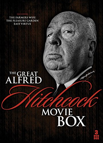 Alfred Hitchcock - The Great Alfred - Movie Box [3 DVDs]