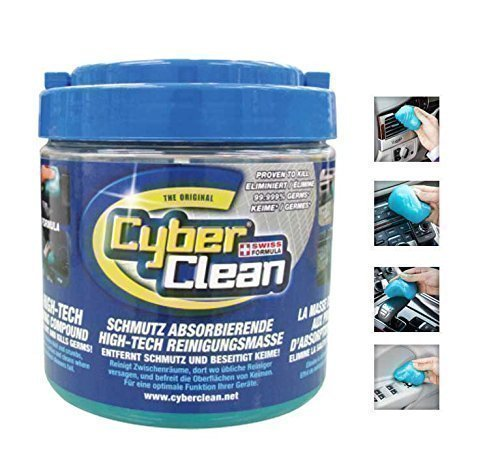 Cyber Clean Car Medium Pot 500 gr. Auto Boot Reiniger