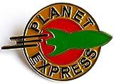 Futurama - Planet Express Logo Pin