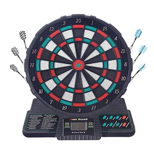 Great Price! Automatic electronic dart board set, with sound reminder electronic dart target, profes...