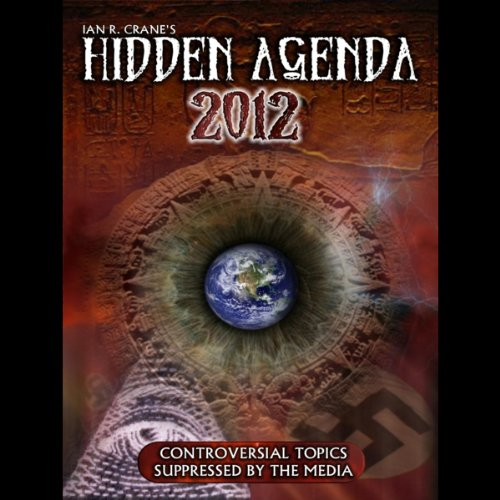 The Hidden Agenda 2012 audiobook cover art