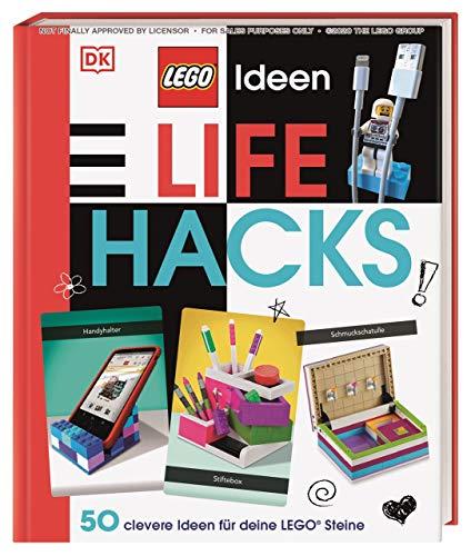 LEGO® Ideen Lifehacks: 50 clevere Ideen für deine LEGO® Steine