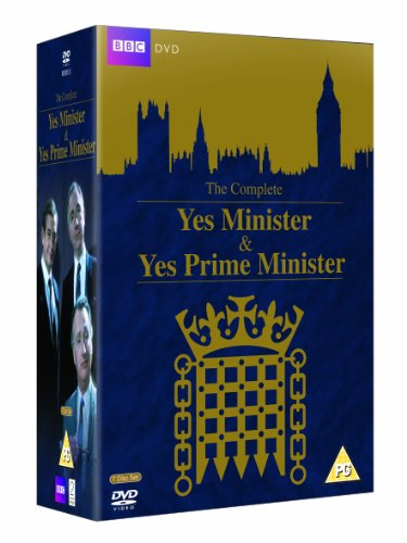 Yes Minister & Yes Prime Minister - The Complete Collection Box Set [Reino Unido] [DVD]