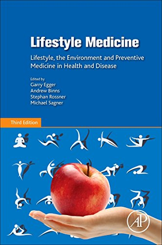 Compare Textbook Prices for Lifestyle Medicine: Lifestyle, the Environment and Preventive Medicine in Health and Disease 3 Edition ISBN 9780128104019 by Michael Sagner,Garry Egger MPH PhD MAPS,Andrew Binns,Stephan Rossner