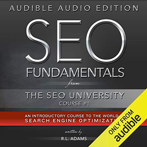 SEO Fundamentals  By  cover art
