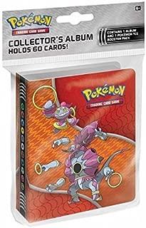 Pokemon X & Y Breakthrough Mini Binder + Booster Pack - Hoopa Unbound Regigigas