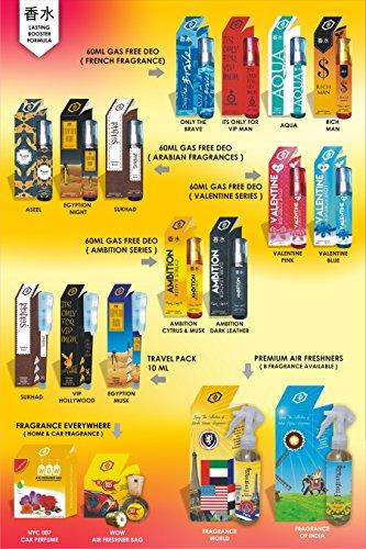 Parag Fragrances Pure Series Kasturi Purest Attar - 3 Ml