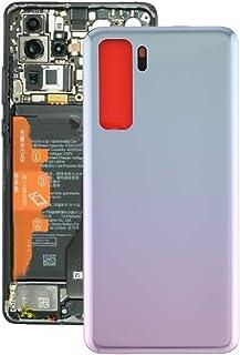 携帯電話の交換部品 for Huawei P40 Lite 5G / Nova 7 SE用バッテリーバックカバー スマートフォン修理パーツ