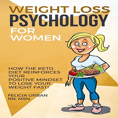 Weight Loss Psychology for Women: Book 3 Titelbild