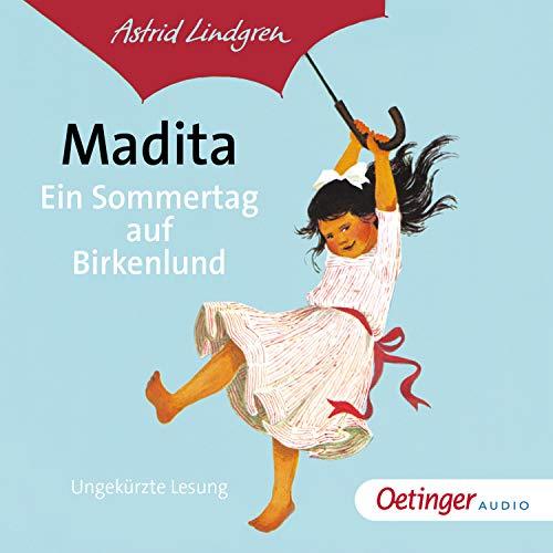 Madita - Ein Sommertag auf Birkenlund audiobook cover art