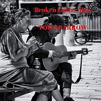 Broken Guitar Man