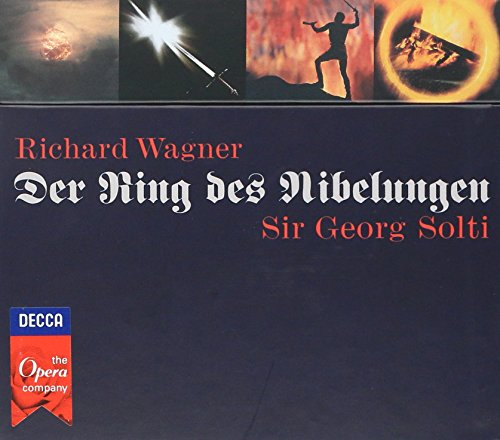 Der Ring Des Nibelungen (Complete - 14 CD)