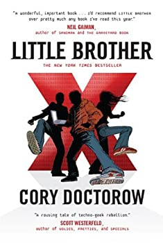 Little Brother by Cory Doctorow science fiction and fantasy book and audiobook reviews