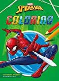 Marvel Spider-Man Colorino: Kleurblok met uitscheurbare tekeningen