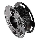 Filamento de impresión 3D para impresora 3D, filamento de fibra de carbono 1,75 mm, para impresora...