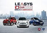 Iscrizione Abbonamento Leasys CarCloud City Plus Panda, 500,...