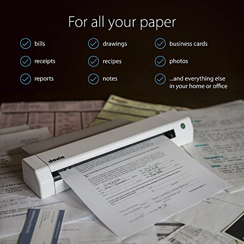 On the go: The best portable document scanners 4