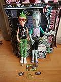 Monster High- Mansters Doppelpack - Gil Webber und Deuce Gorgon