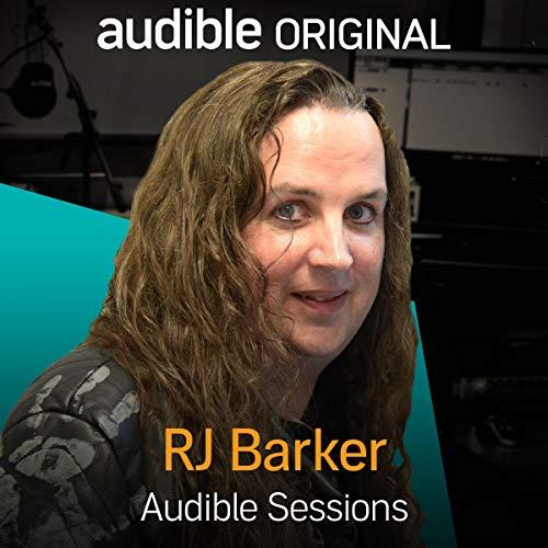 RJ Barker audiobook cover art