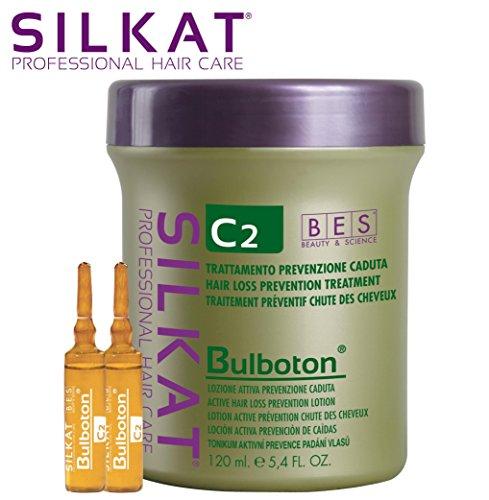 Ampoule Active Hair Loss Bulboton BES 12x10ml